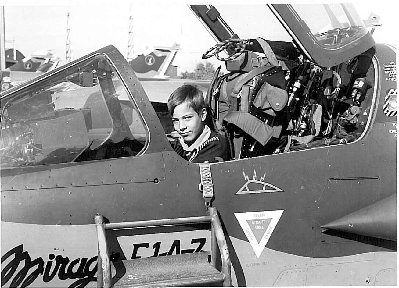 Chris the Fighter Pilot 1969